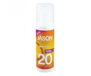 Protector solar facial Crema SPF20 128g  JASÖN