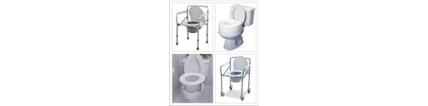 Inodoro WC para Discapacitados